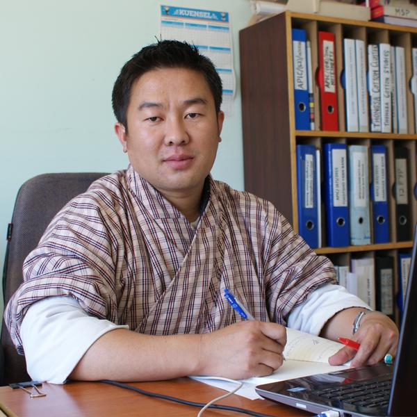 Cheki Dorji